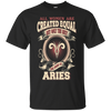 Image of All Women Are Created Equal,The Best Are Born As Aries Shirt