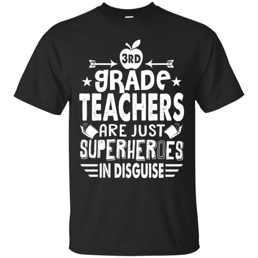 3rd Grade Teacher Shirt