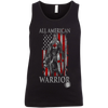 Image of All American Warrior - Small Buttons-