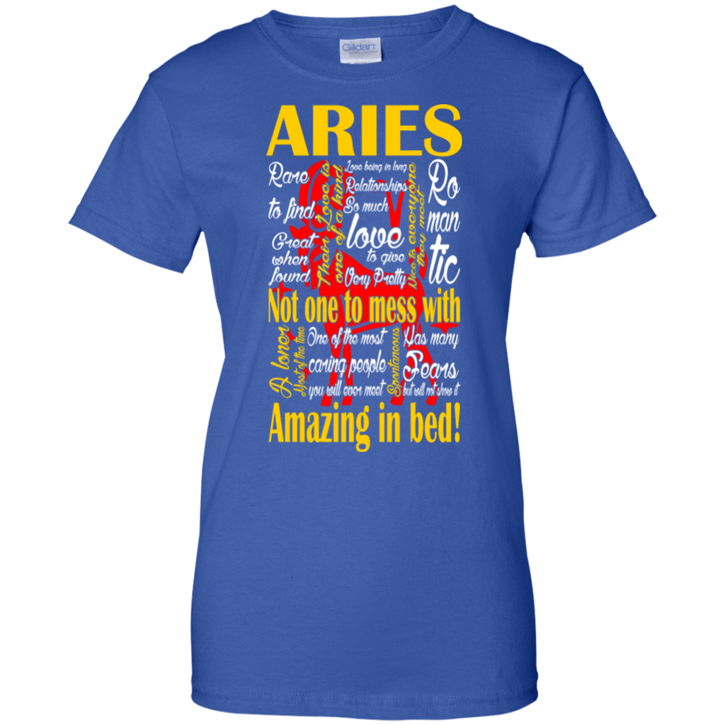 Aries Amazing In Bed Shirt