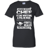 Image of Arguing With A Chef, ChefTee Gift T-Shirt