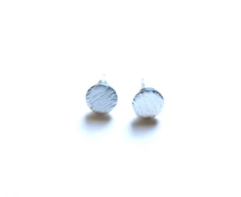 Circle Stud Earrings [Multiple Styles]
