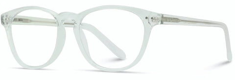 Stay Wild Blue Light Glasses-Clear