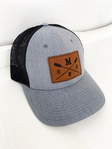 MN Paddle Hat (Heather/Dark Charcoal)