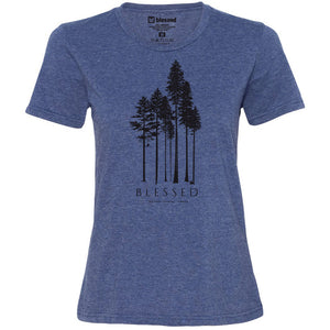 Forest Heather-Blue
