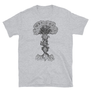 DNA Tree Grey