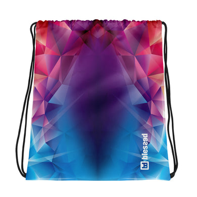 Drawstring Rainbow Bag