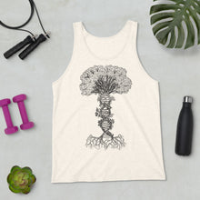 Unisex DNA Tree Tanktop