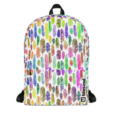 Backpack Feather