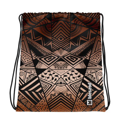Drawstring Blacky Bag