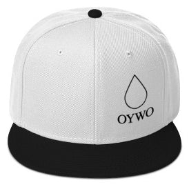 Snap-Back Black/White OYWO