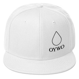 Snap-Back White OYWO