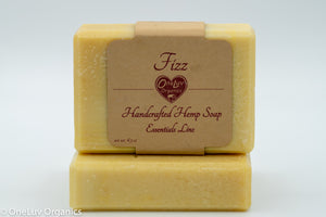 Fizz Goat Milk Soap - Essentials Line: Hemp