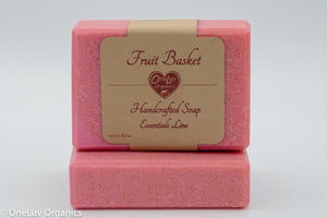 Fruit Basket Goat Milk Soap - Essentials Line