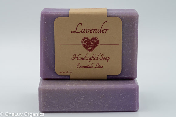 Lavender Goat Milk Soap - Essentials Line