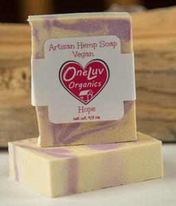 Hope Luxury Soap- Artisan Vegan Line