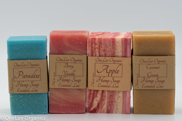 Hemp Soap Variety Pack