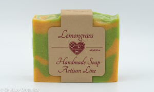 Lemongrass Palm-Free Soap - Artisan Line