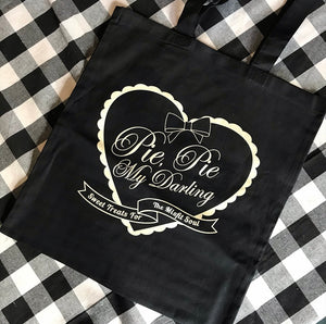 Pie, Pie My Darling Tote Bag