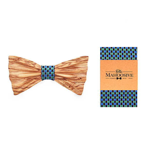 Pocket Square and Bow Tie Set