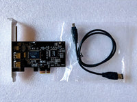 Firewire 1394 3 Port PCI-E Card