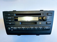 Toyota JZX110 Mark II Factory Stereo
