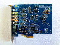 Sound Blaster X-Fi Xtreme Audio 7.1 Sound Card (PCI-E)