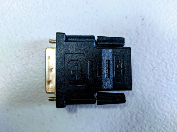 Dual Link DVI Male to HDMI Female Adapter