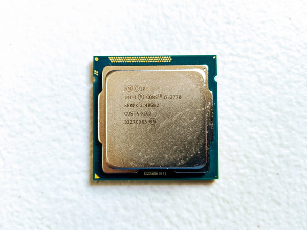 Intel Core i7 3770 (LGA 1155) CPU