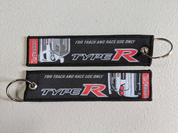 Honda Civic TYPE R JDM Keytag