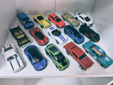 Hot Wheels 1:64 Diecast Cars Collection (60 pieces)