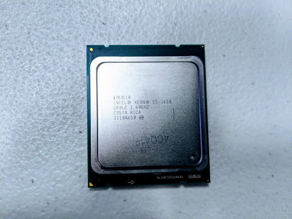 Intel Xeon E5 1620 (LGA 2011) CPU