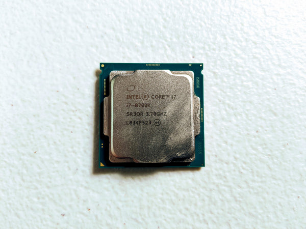 Intel Core i7 8700K (LGA 1151) CPU
