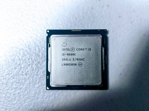 Intel Core i5 9600K (LGA 1151) CPU
