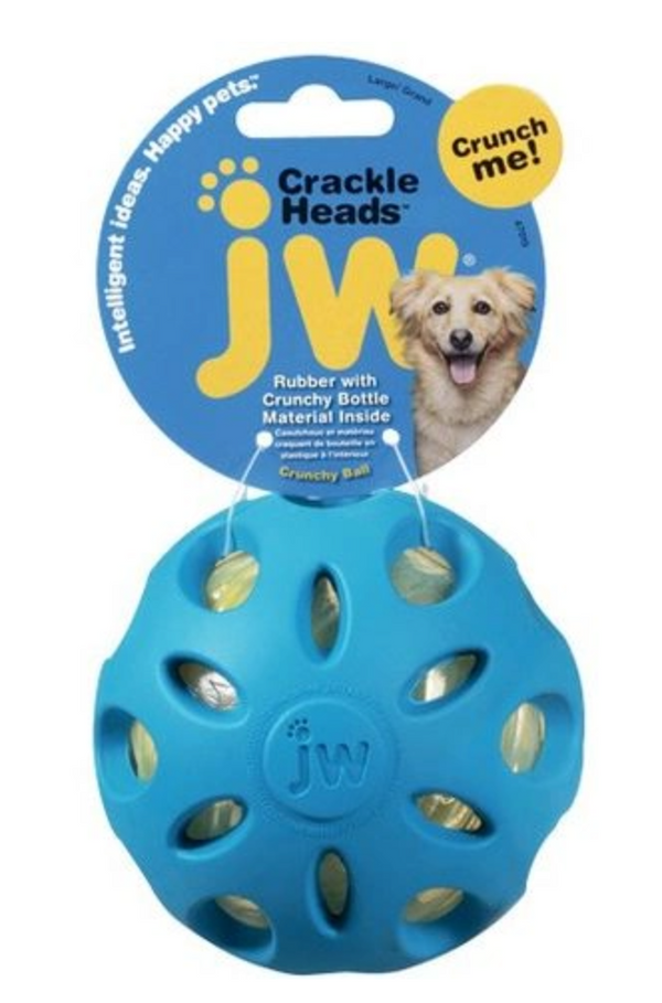 JW Crackle ball