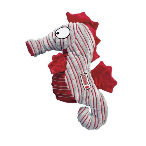 Peluche KONG Hippocampe Cute Sea - Pawzitive