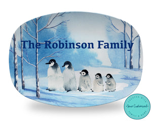 Penguin Family Platter