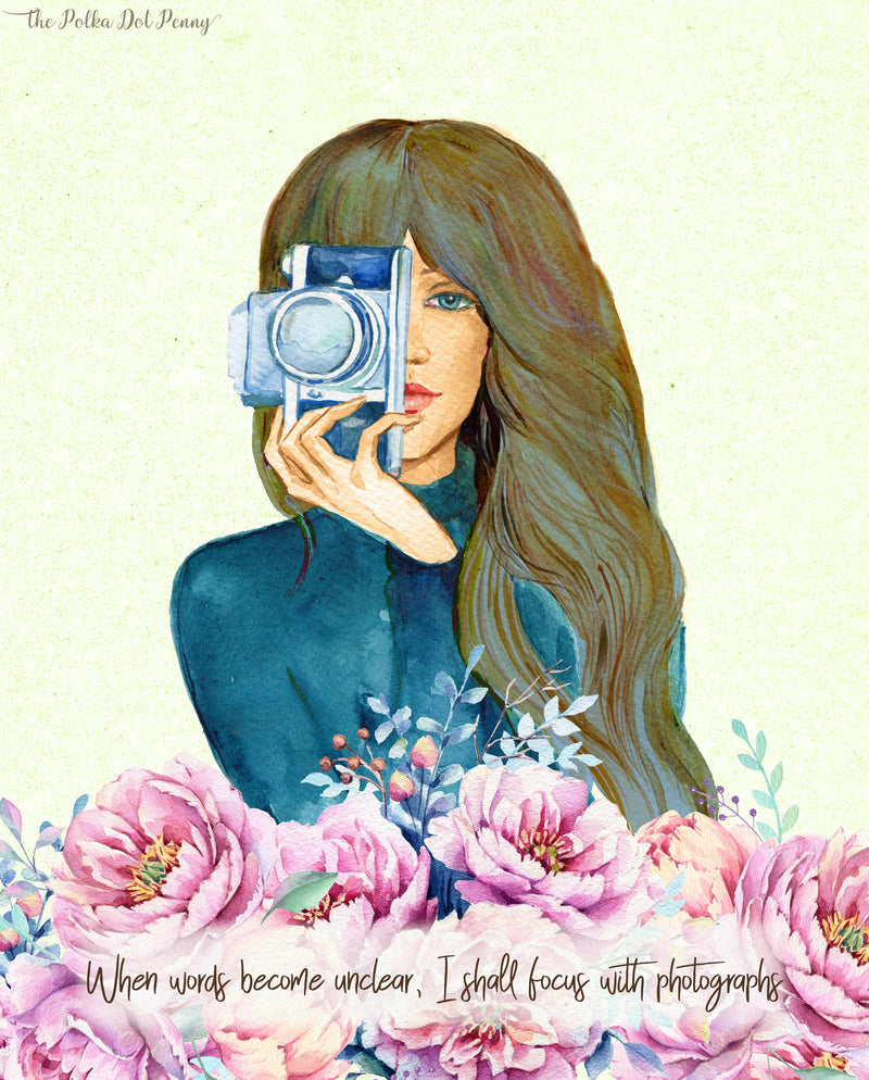 Watercolour Photographer