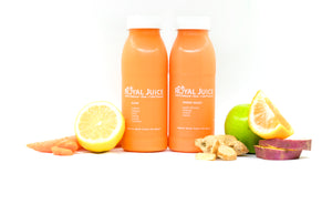 Healthy Orange Cold Pressed Juices Cape Town Best