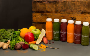30 Day Healthy Lifestyle Juice Package