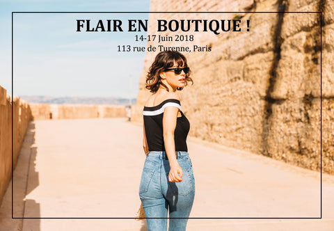 flair popup boutique paris marais juin body bodysuit finition tange made in France