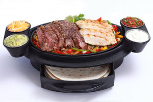 The Fajita Butler Serving Set