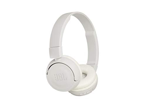 BL Harman T450BT Casque Audio Supra-Aural Pliable et Léger - Bluetooth - Blanc