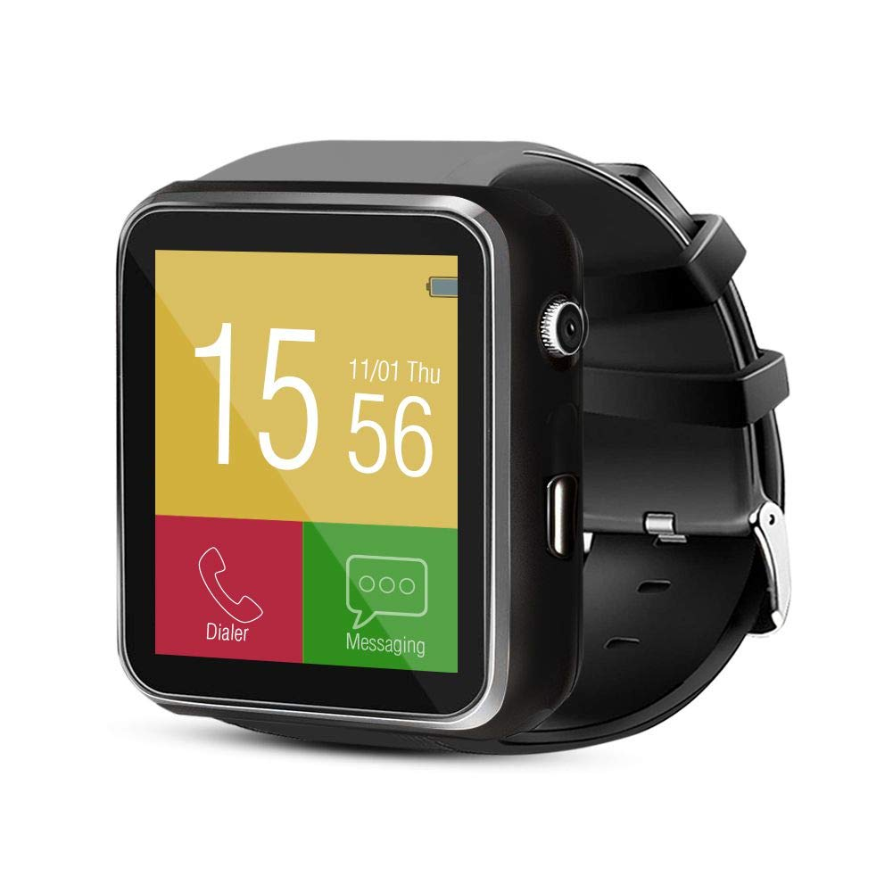 Smart Watch, Bluetooth Smart Watch, podomètres Montre, Smart Bracelet pour Enfants Femmes Hommes