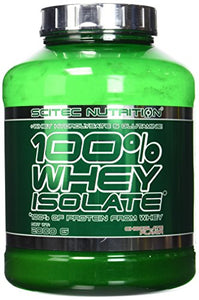 Nutrition 100% Whey Isolate protéine chocolat 2000 g