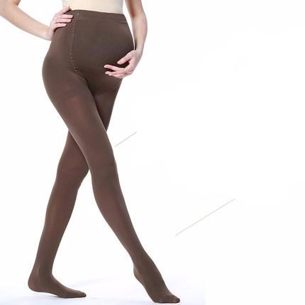 Collant grossesse 120D MARRON