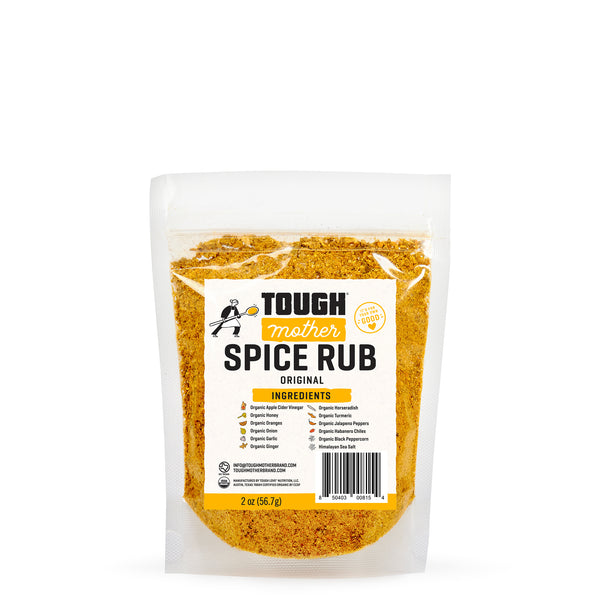 Steept Original Spice Rub <br> with Pink Himalayan Salt <br> $10