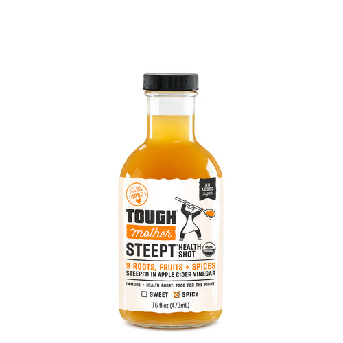 Test Steept Health Shot 16oz