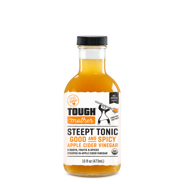 Good & Spicy Steept Tonic 16oz <br> $25