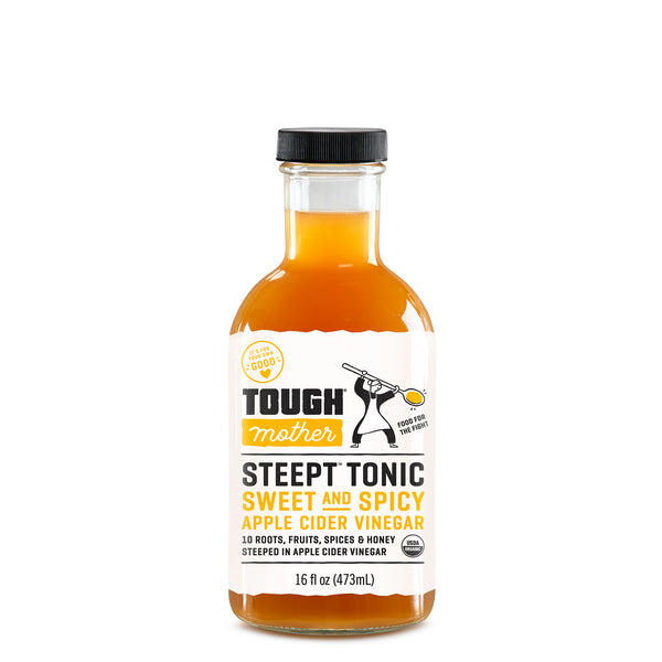 Sweet & Spicy Steept Tonic 16oz <br> $25